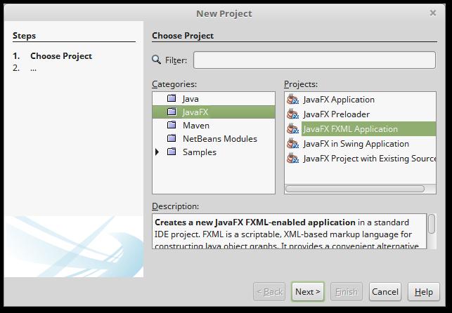JavaFX - Prise en main rapide (ou presque) | Blog des gens